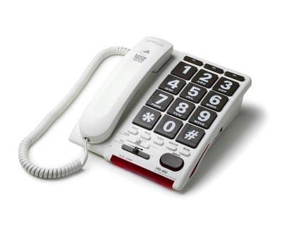 ジャンボプラス HD60J 自立コム 電話 難聴 高齢者様向け