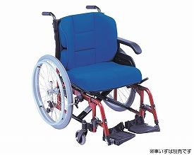 車椅子用クッション FC-アジャスト フルセット(座クッション+背クッション+サイドパット2個+骨盤パット2個)アイ・ソネックス