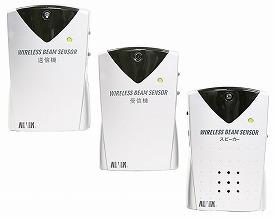 【送料無料】ワイヤレスビーム式徘徊離床感知器 / ADX-540HO 【キヨタ☆☆】【smtb-KD】