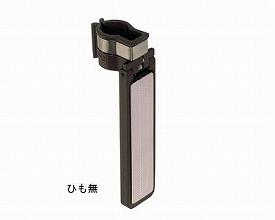 杖ホルダー 杖の転倒防止器 転ばぬ杖N ノーマル 高い素材 紐無 新作販売 磁石タイプ K800T ユーワ 杖置き 杖掛け