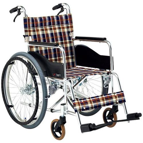 アルミ自走用車椅子AR-211B 松永製作所