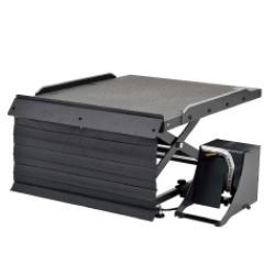 車椅子 昇降機 リーチ スモールタイプ(足踏み式)MREALTS モルテン 車椅子用昇降機 段差解消 車椅子 階段