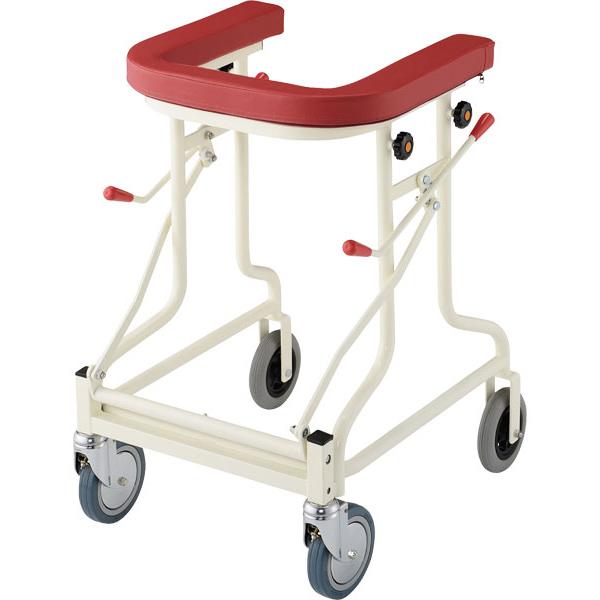 歩行器 アルコーTL型S 100588 星光医療器製作所 四輪歩行器(介護用品 歩行器 介護 高齢者 歩行器)