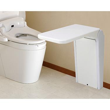 トイレ 手すり FUNレストテーブルα W550 PN-L60002 コンパクト パナソニック エイジフリー 介護 手すり 介護用品