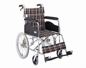 車椅子 軽量 アルミ介助用車いす AR-301  松永製作所(車椅子 車いす 車イス)