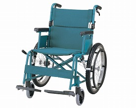 車椅子 軽量 アルミ軽量コンパクト自走用車いす FX20EM 災害時用タイプ/ 【イーストアイ】【smtb-KD】