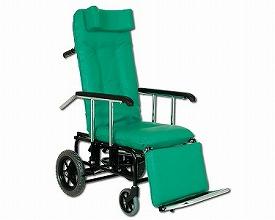 リクライニング 車椅子 フルリクライニング車椅子 カームS No.278 【睦三】【smtb-KD】