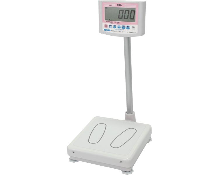 送料無料 デジタル体重計(国家検定品) / DP-7800PW-200【大和製衛☆★】