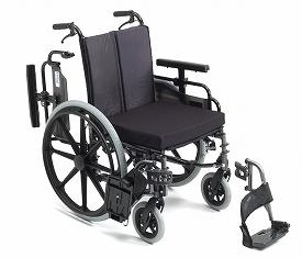 車椅子 軽量 アルミ製自走用車いす HARUKA/KJP-4  ミキ(車椅子 車いす 車イス)