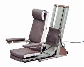電動昇降座椅子 独立宣言暖らん DSDAR 【コムラ製作所】【smtb-KD】:介護・生活雑貨のライフプラザ