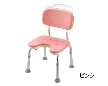 【送料無料】やわらかシャワーチェアU型背付コンパクト 【リッチェル☆☆☆】