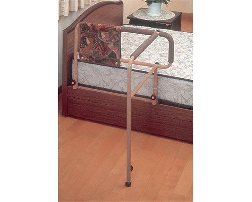 立ち上がり補助手すり ささえ ニュータイプ 移動バー付 吉野商会 ベッド 手すり 介助バー 立ち上がり補助 高齢者