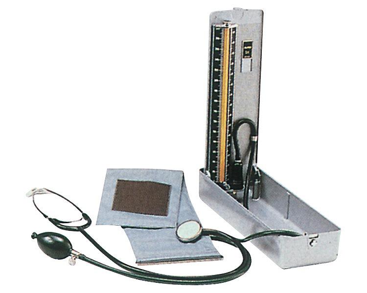 水銀血圧計(聴診器付)/MY-2035【松吉医科器械】