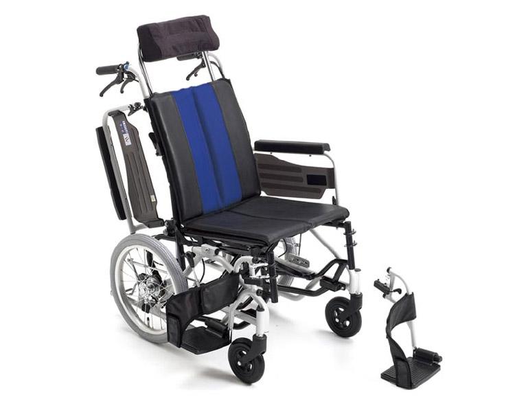 車椅子 車いす 車イス 送料無料 介助用車いす エムピー ティルト MP-TiF VL  ミキ(車椅子 車いす 車イス)