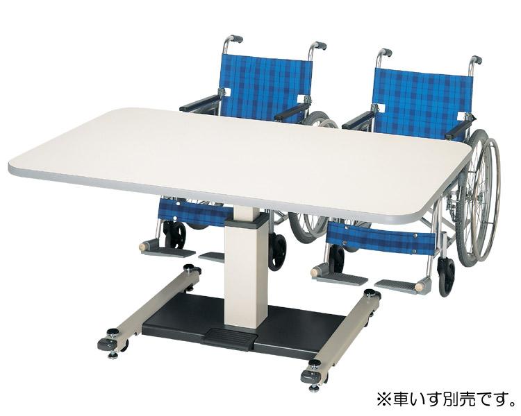 折りたたみ式昇降テーブル/CS-159A 【日本ディー・エル・エム】【smtb-KD】