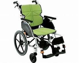 車椅子 車いす 車イス 送料無料 ネクストコア プチ 介助用 NEXT-20B / 座幅40cm 松永製作所(車椅子 車いす 車イス)