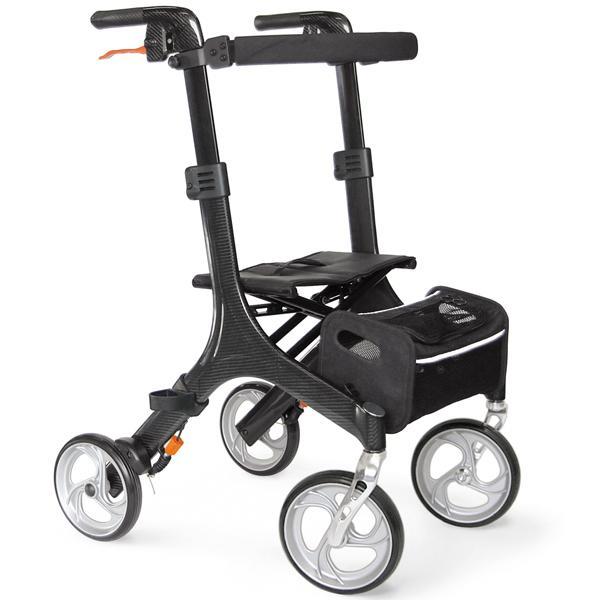 C'arco(カルコ シルバー) / KW50 カワムラサイクル 四輪歩行器(介護用品 歩行器 介護 高齢者 歩行器 シルバー)