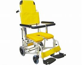 入浴・シャワー用車いすぴったりフィット KS11-PF(クリあり)カワムラサイクル お風呂用 車椅子 入浴用 車椅子