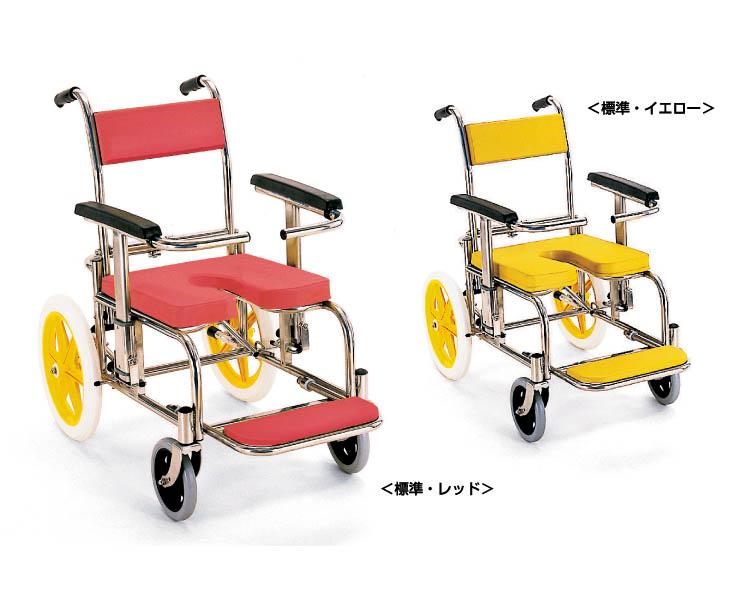 入浴用車いす 送料無料 入浴・シャワー用車いす KS2 【カワムラ】【smtb-KD】