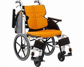 車椅子 ネクストコア・マルチ 介助用車いす NEXT-41B 松永製作所(車椅子 車いす 車イス)