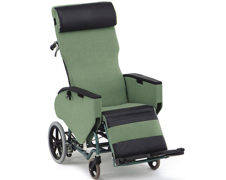 車椅子 車いす 車イス 送料無料 フルリクライニング&ティルティング車椅子 エリーゼ FR-31TR   松永製作所(車椅子 車いす 車イス)