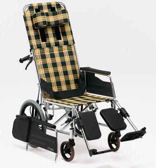 リクライニング 車椅子 介助用リクライニング車椅子MW-14<介助式>【松永製作所】【smtb-KD】