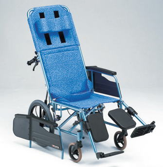 リクライニング 車椅子 介助用リクライニング車椅子REM-12<介助式>【松永製作所】【smtb-KD】