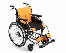 車椅子自走用車いす RX-1 ミキ(車椅子 車いす 車イス)
