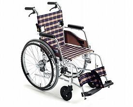 車椅子自走用車いす スキット3 / SKT-3 ミキ(車椅子 車いす 車イス)