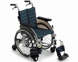 車椅子自走用車いす スキット5 SKT-5 【smtb-KD】