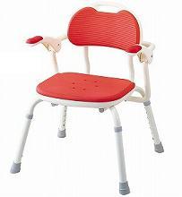 介護用品 風呂椅子 肘付 ひじ掛け付きシャワーベンチ TH-S/TH-U 安寿 介護用 風呂椅子 介護 椅子 シャワーチェアー 風呂イス