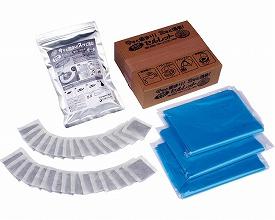 トイレ用凝固・脱臭剤セルレット 30回分×20組 / 8701891 【後藤☆☆】