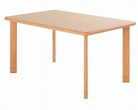 ダイニングGD テーブルWT 天板長さ150cm  【コイズミファニテック】【smtb-KD】