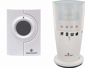無線式呼出し装置フラッシュ受信器セット 自立コム