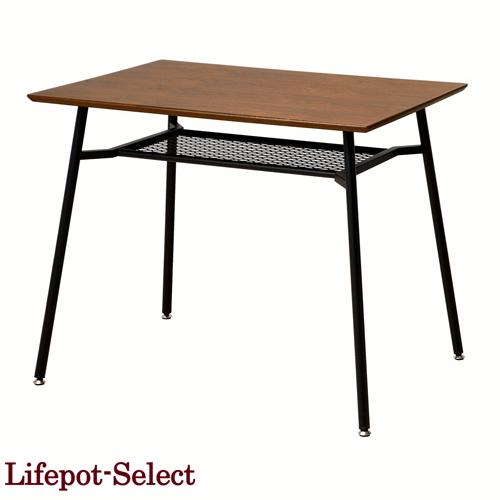 【送料無料】【代引利用不可】anthem Dining Table S ダイニングテーブル S 市場株式会社 ANT-2831BR リビングテーブル