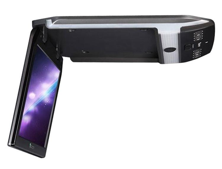ブルーライト内蔵 EONON タッチパネル搭載 IRヘッドホン対応 フリップダウンモニター 高画質 LP-L0121/L0122 バックライト付 10.1インチ 超薄型