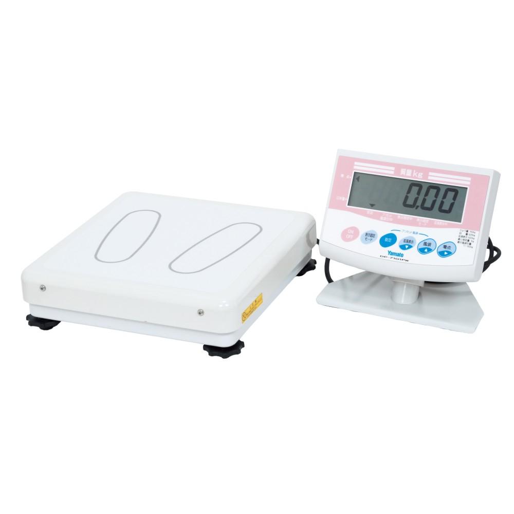 大和製衡 デジタル体重計 セパレート型 検定品 DP-7800PW-120S