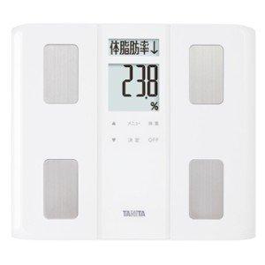お好み設定で効率的な健康習慣をサポート タニタ 電子体組成計 お買得 ホワイト BC-331 無料サンプルOK