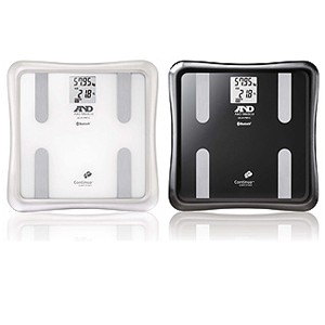 A&D Bluetooth内蔵 体組成計 UC-411PBT-C
