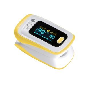 CUSTOM カスタム 酸素飽和度メータ パピッとパルスオキシメータ (Bluetoothデータ通信機能付き) PLS-01BT