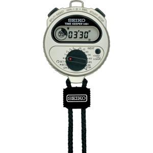 スポーツに最適 振動でお知らせも可能 売却 SEIKO セイコー SSBJ027 ストップウォッチ 割り引き タイムキーパービブ