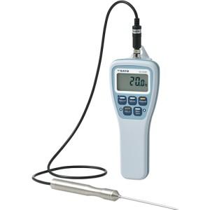SATO 8078-00 佐藤計量器 防水型デジタル温度計 SK-270WP SK-270WP SATO (標準センサS270WP-01付) 8078-00, ニシカスガイグン:cd7a97d9 --- olena.ca