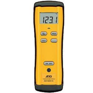 A&D 防水型 熱電対温度計(Kタイプ) AD-5601A