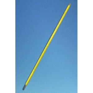 安藤計器 棒状標準温度計 黄管 (JCSS校正証明書付) 1-06-4Y-JCSS (150~200℃)