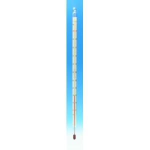 安藤計器 赤液精密二重管温度計 1-12-8 (0~150℃)
