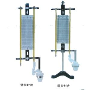 安藤計器 架台付オーガスト乾湿計(JCSS校正証明書付) 11-305S-JCSS (-30~50℃)