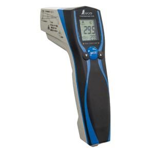 シンワ測定 放射温度計 E 防塵防水デュアルレーザーポイント機能付放射率可変タイプ 73036 (-60~550℃)