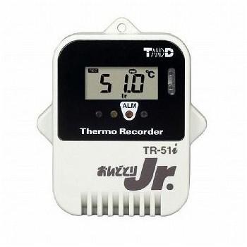 センサ内蔵�高�防水性 専門店 T �売り D �型防水温度データロガー �ん��り 温度 TR-51i TR-51s�後継機