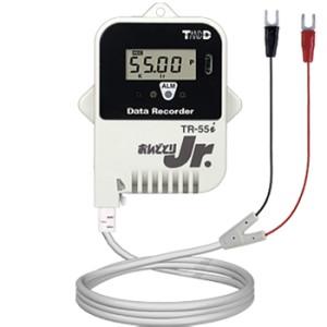 T&D 小型防水温度データロガー おんどとり パルス数/電力 TR-55i-P