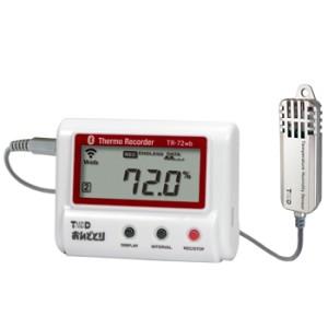 T&D 温度・湿度データロガー おんどとり Bluetooth/無線LAN TR-72wb-S (高精度タイプ)